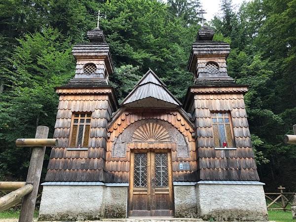 Ruska kapelica Kranjska Gora