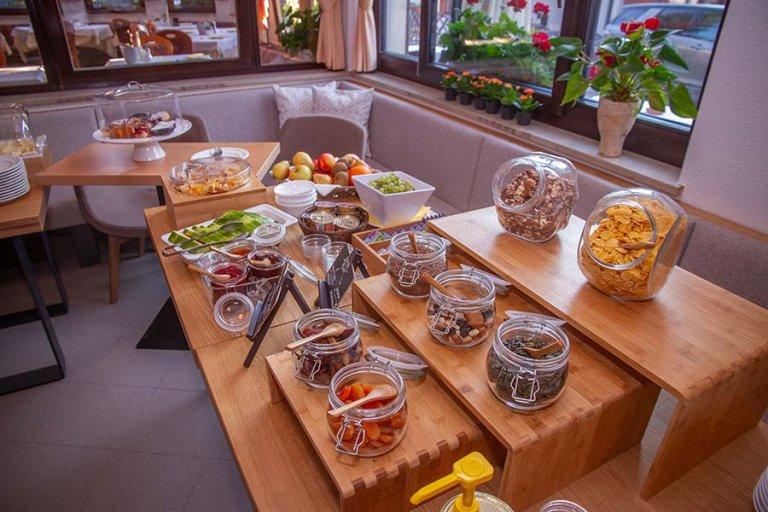 Zajtrk Hotel Miklič
