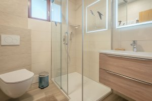 Bathroom standard family room